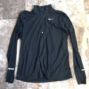 Nike Quarter Zip  Running Jacket